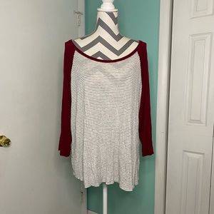Maurices Striped T-Shirt